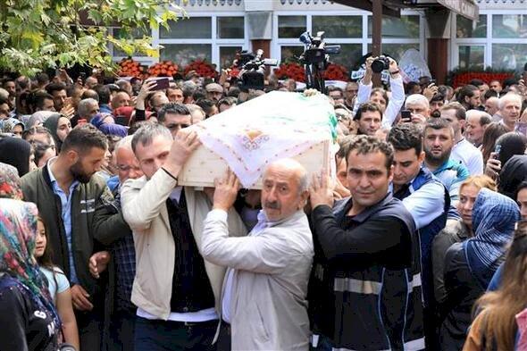 Türkiye Neslican'ı son yolculuğuna uğurladı