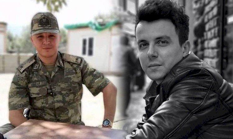 Kuzey Irak'tan acı haber: 2 şehit, Fikret Dinçer ve Volkan Tantürk