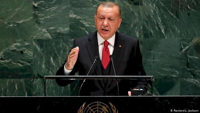 """Erdoğan'dan dünyaya """"Aylan Kurdi""""li mesaj"""