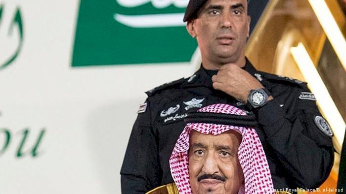 Suudi Kralı'nın yakın koruması öldürüldü