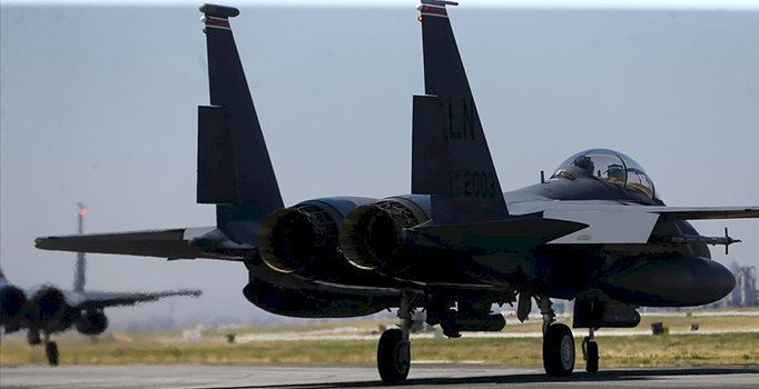ABD Hava Kuvvetleri Katar'daki üssünü kapattı