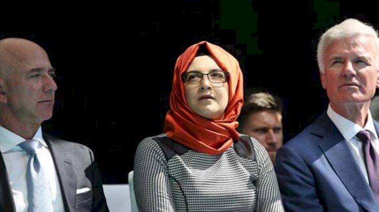 Cemal Kaşıkçı ölüm yıl dönümünde İstanbul'daki Suudi Arabistan Başkonsolosluğu önünde anıldı