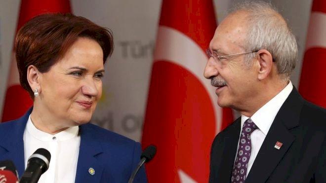 Kılıçdaroğlu: Saray Millet İttifakı'nı dağıtmak için
