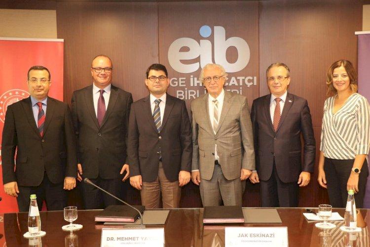 EİB ve İZKA, Dış Ticaret Uzmanı ve Kalite Üretim Mühendislerini eğitecek