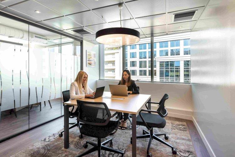2030'a kadar kurumsal işletme alanlarının yüzde 30'u esnek iş yerlerine dönüşebilir