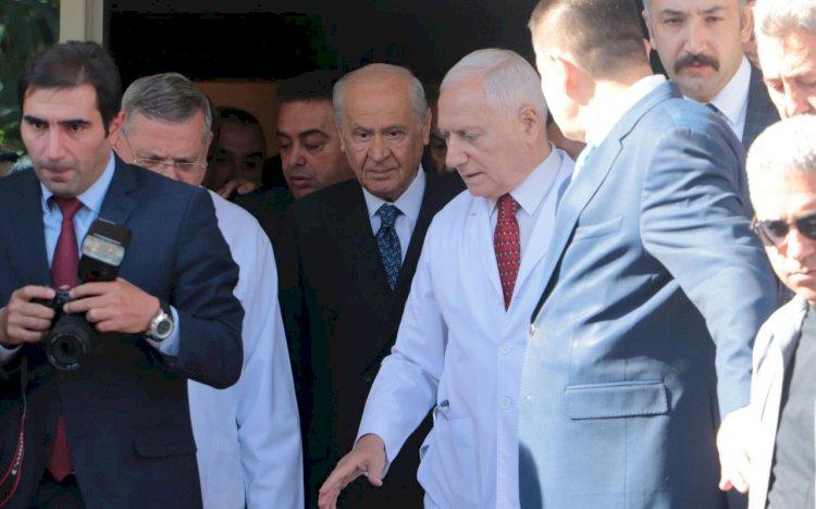 Erdoğan da Bahçeli'nin hastane değiştirmesini mi istedi