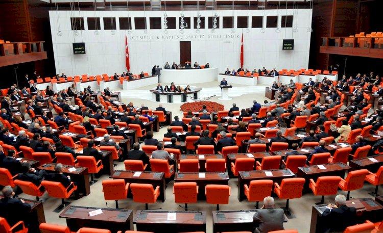 Yargı paketine CHP ve İYİ Parti'den muhalefet şerhi