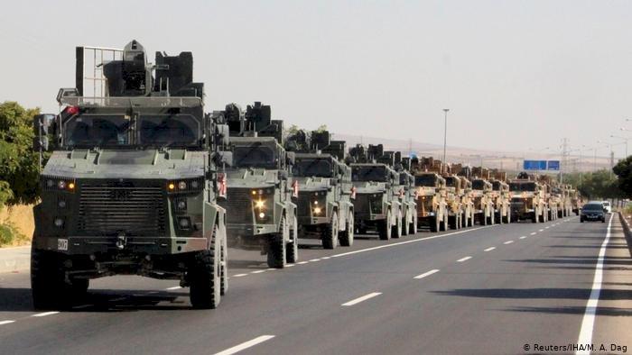 Türkiye'ye karşı silah ambargosu talebi
