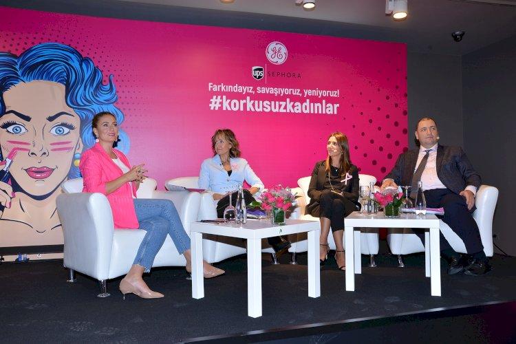 Türkiye Meme Kanseri için Farkındalık Projesi