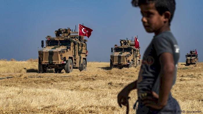 Türkiye'den harekat için