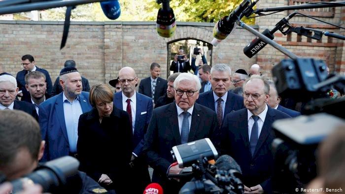 Steinmeier: Bu bir utanç günüdür