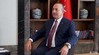 """Çavuşoğlu: """"Yaptırımdan korkacak olsak, harekâtı başlatmazdık"""""""