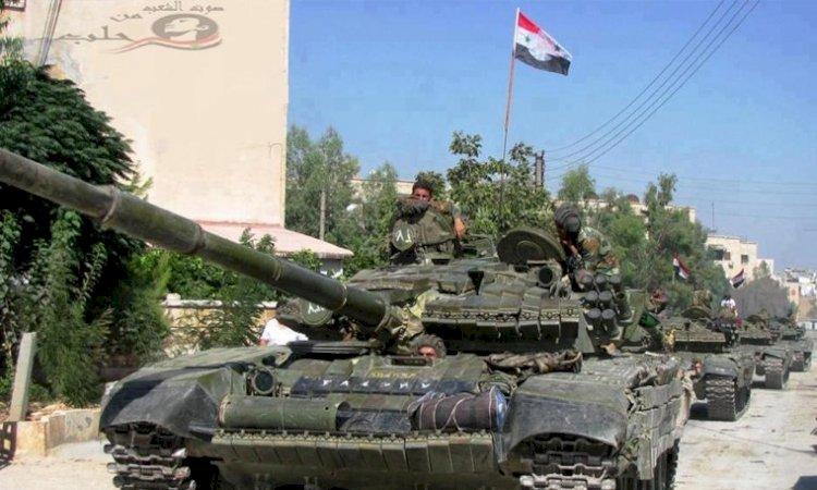 'Suriye ordusu Menbiç ve Kobani'ye girecek' iddiası