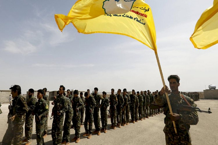 Kuzey ve Doğu Suriye Özerk Yönetimi: Türkiye ve Suriye sınırlarını koruması için Suriye hükümeti ile anlaştık