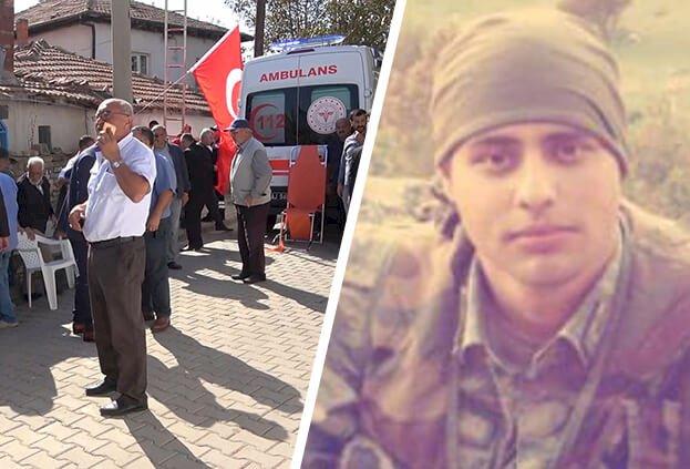 Suriye'den acı haber; 1 asker şehit, 8 asker yaralı