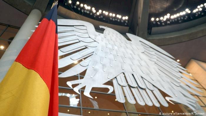 Alman meclisinde sert Türkiye tartışması