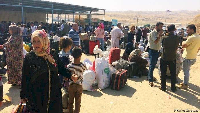 Suriye'nin kuzeyi insani yardıma muhtaç