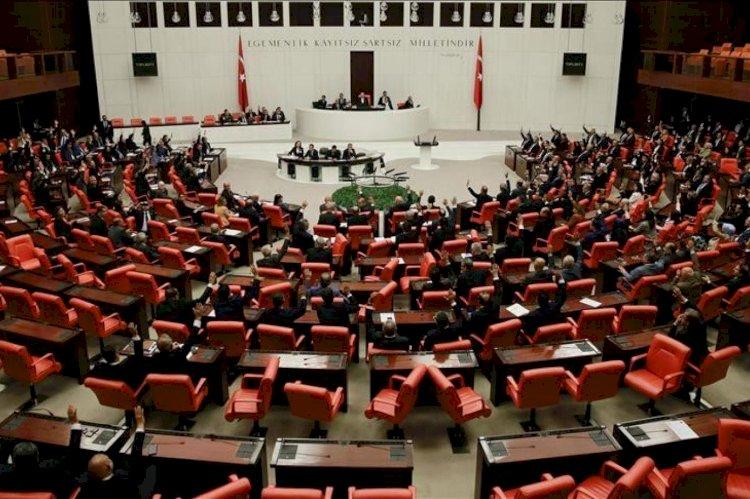 Yargı reformu teklifi Meclis'ten geçerek yasalaştı