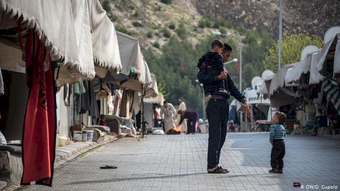 Prof. Erdoğan: Suriyelilerin gidebilecekleri başka bir yer yok