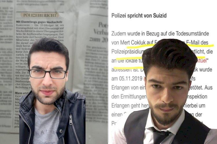 Almanya'da ölen Türk gençlerin aileleri