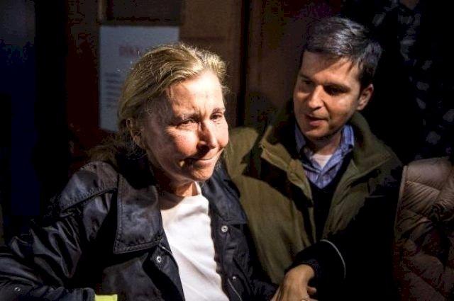 FETÖ'den tutuklu bulunan Nazlı Ilıcak tahliye oldu