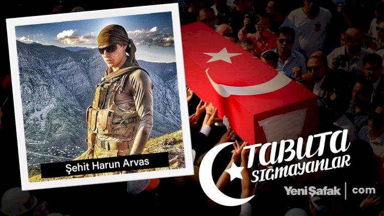 Şehit Harun Arvas'ın son paylaşımı yürek burktu