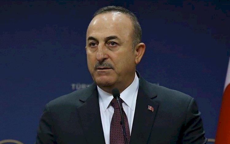 Mevlüt Çavuşoğlu o iddialara yanıt verdi!
