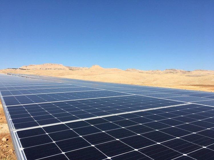 Global, temiz ve yenilenebilir enerji portföyünü
