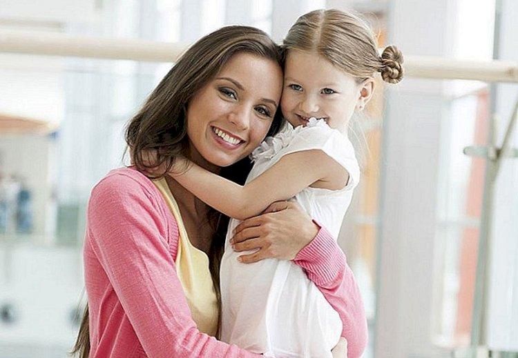 Çocuklar İçin Çalışan Anne İyi Bir Rol Model