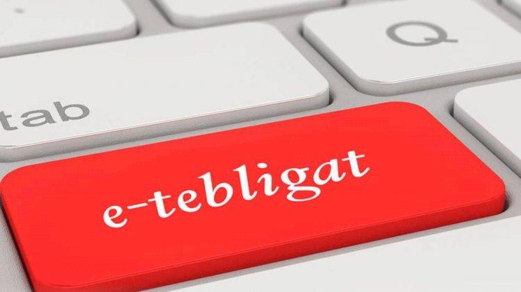 PTT'den E-Tebligatta Büyük Yenilik