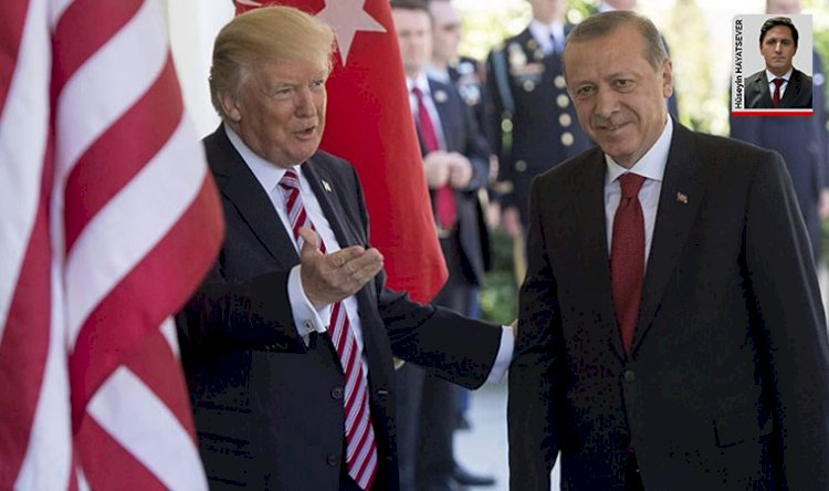 Erdoğan'ın ABD ziyareti: Ana gündem Suriye