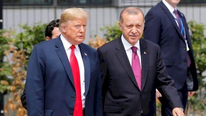 13 Kasım'da, Washington'daki Erdoğan-Trump buluşması teyit edildi