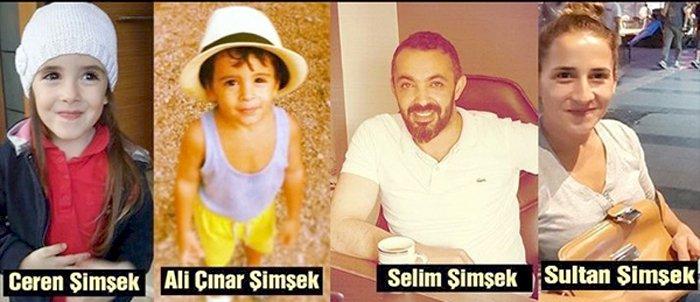 Babalarının siyanürle öldürdüğü Ali Çınar ve Ceren'in suçu neydi