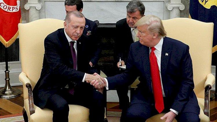 Erdoğan ile Trump arasındaki kritik zirvede dakika dakika neler yaşandı?