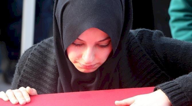 Şehit Özel Harekat Polisi İsrafil Kargı'dan geriye bu görüntüler kaldı