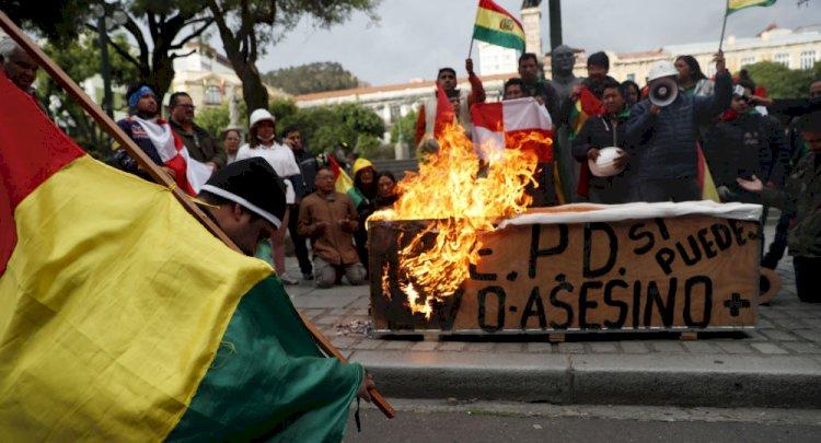 Bolivya'da askerin müdahalesi soruşturmadan muaf tutulabilecek