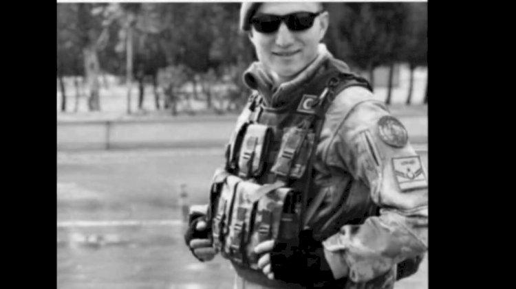 Afrin şehidi Uzman Onbaşı Fuat Demir, son yolculuğuna uğurlandı