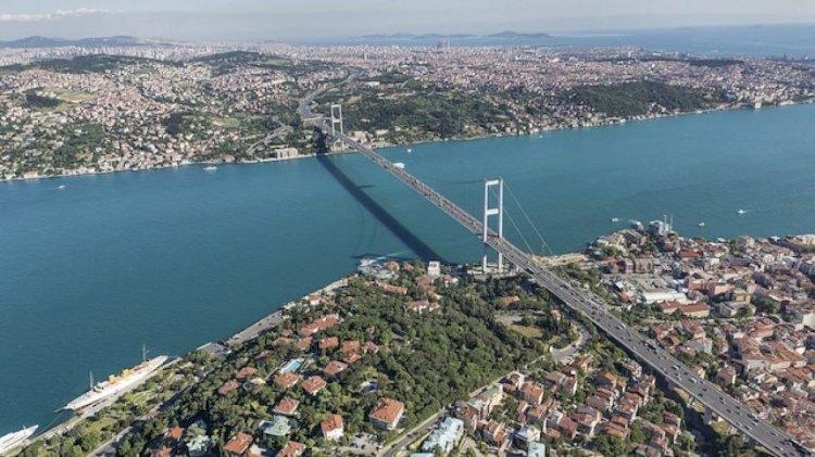 Diken üstündeki İstanbul'un deprem risk haritası...