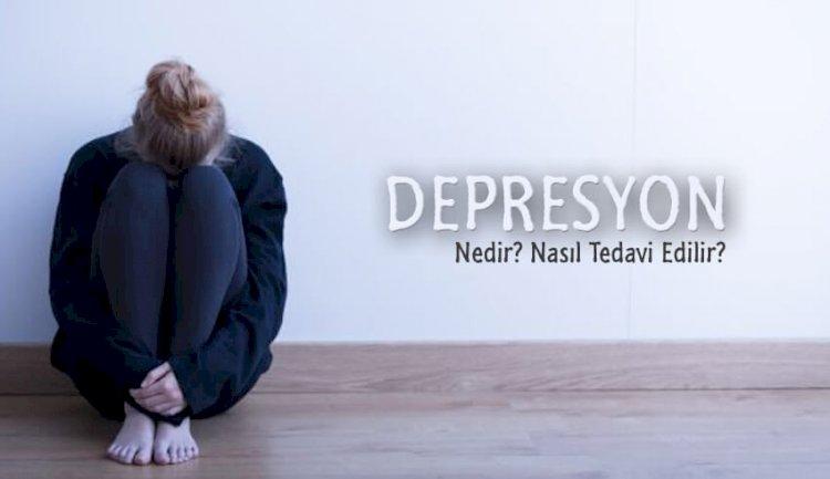 Depresyon Nedir? Belirtileri ve Tedavisi Nedir?