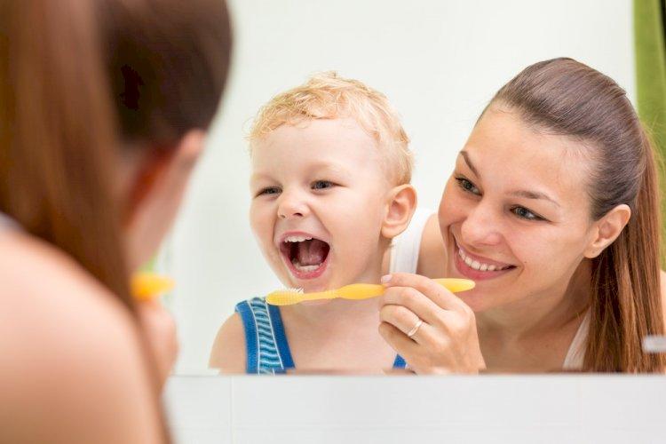 Süt dişlerinin etkisi 12 yaşına kadar devam ediyor