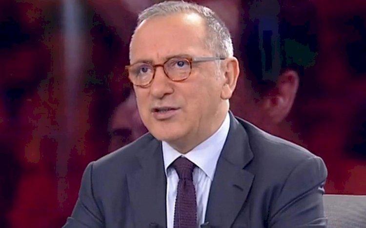 """Fatih Altaylı: Rahmi Turan """"örnek gazeteci"""" tiplemesi değildir"""