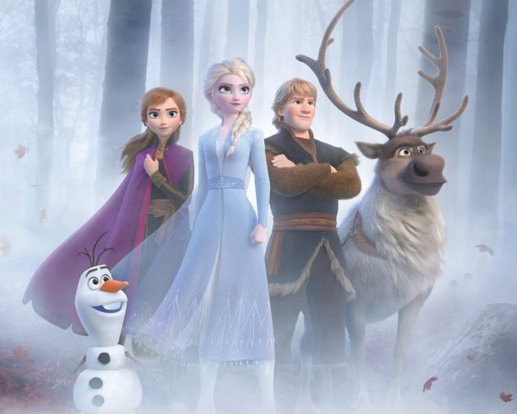 Disney'den Karlar Ülkesi II filminin lisanslı ürünleri Amazon.com.tr'de satışta