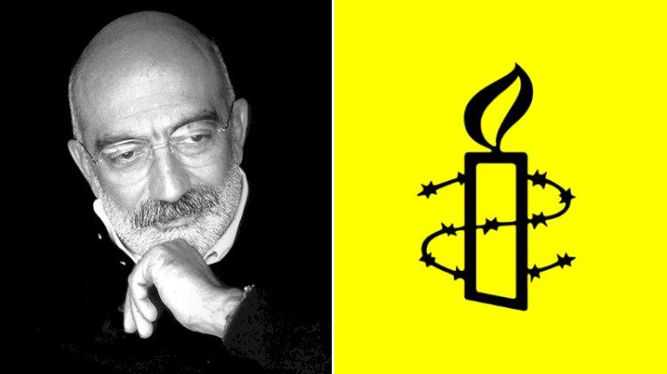 Af Örgütü'nden Ahmet Altan için acil eylem planı: Derhal ve koşulsuz serbest bırakılmalı