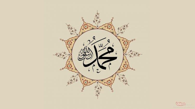 Dünyayı değiştiren adam Hz. Muhammed