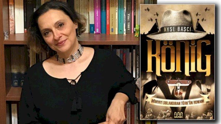 """""""König: Dünyayı Dolandıran Türk'ün Romanı"""""""
