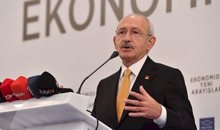 Kılıçdaroğlu, Erdoğan'a Kalın'ı örnek gösterdi