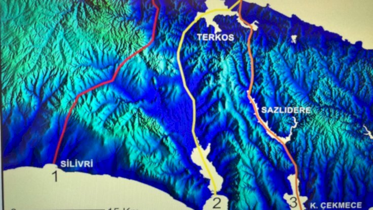 Prof. Dr. Naci Görür: Kanal İstanbul deprem riskini arttırır