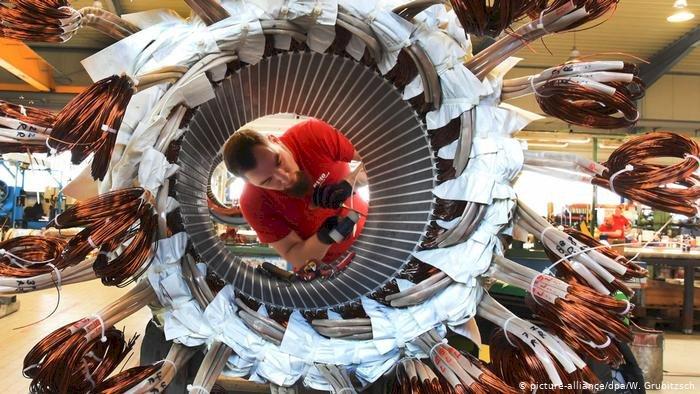 Almanya'da 6 bin 500 makine mühendisi eksik