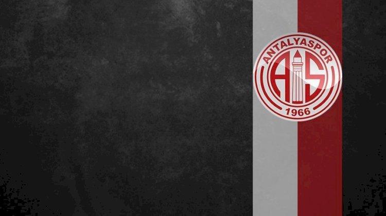 Antalyaspor'dan ilginç açıklama!