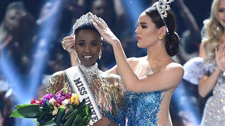 Miss Universe 2019, Güney Afrika'dan Zozibini Tunzi seçildi